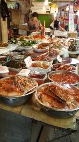 kimchi-stall