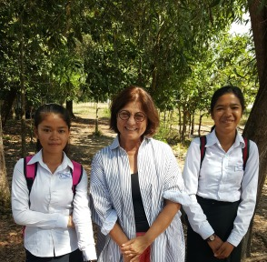 cambodian-students